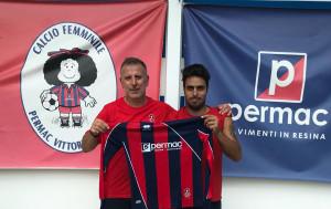 Mr. Dario De Biasi with Vice Mister Matthias Vanni